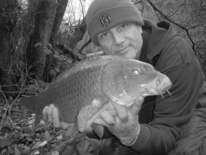 Another common on the bank