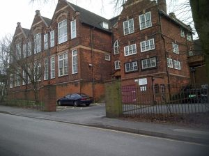 Sir Gilbert Claughton Grammar School