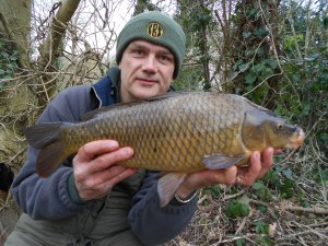 A canal carp to kick off the week