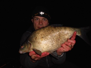 First bream of the week