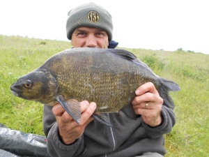 An early bream and I'm off the mark