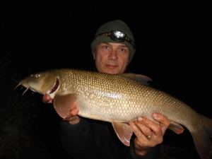 A 3.00am barbel and I'm not dreaming