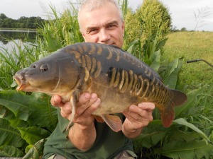 Third and final carp of session one