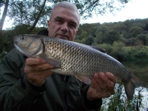Another middle Severn chub