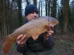 On the bank in session two