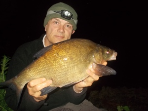 My second favourite fish, the bream