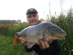 Another nice carp on the bank