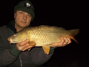The opening fish of the session, always good to get off the mark