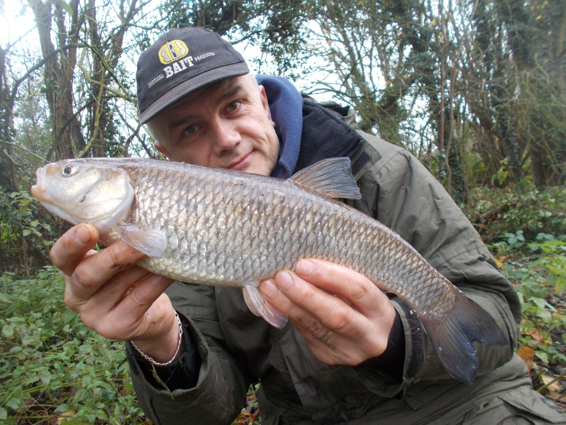 The best fish on the bank in a slow week