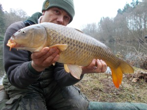 A very enjoyable day carp fishing