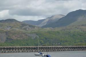 Where Snowdonia meets the coast
