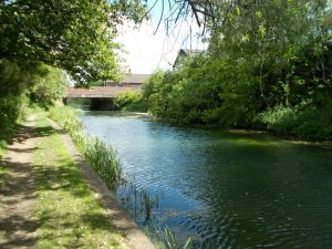 The urban Black Country canal system