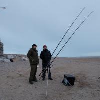 BLANKING WITH KAI EDWARDS (sea fishing) - Blog entry 662