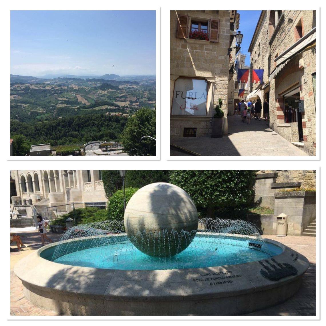 San Marino is a beautiful country