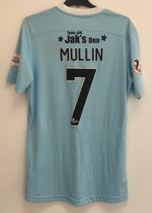 Josh Mullin's Livingston shirt