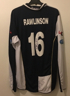 Connell Rawlinson. Signed on back.