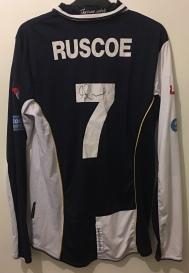 Scott Ruscoe. Signed.