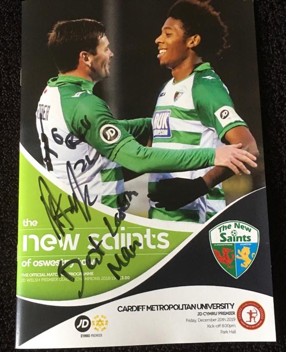 14. Cardiff Metropolitan University FC