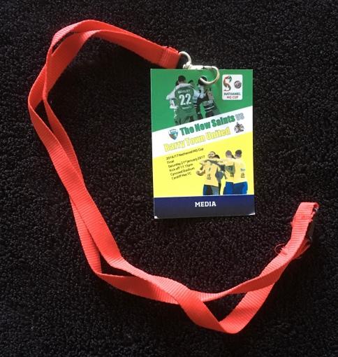 8. Welsh League Cup