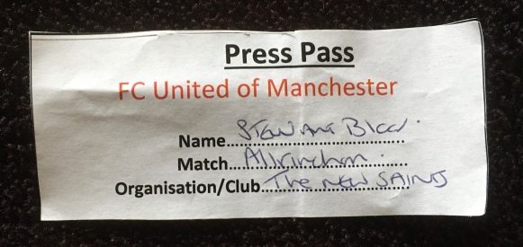 14. FC United of Manchester