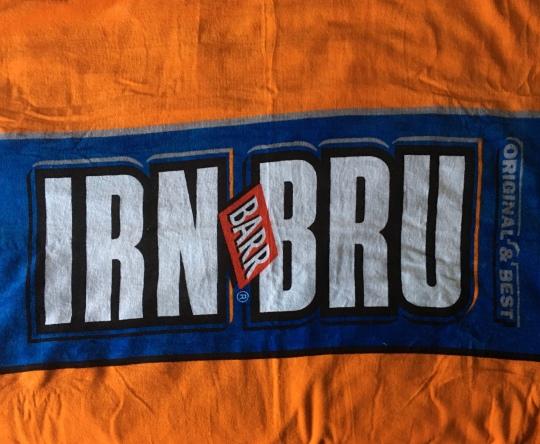 1. Irn-Bru