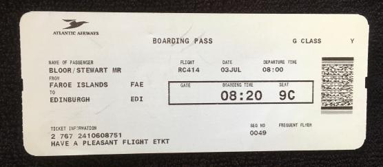 1. Atlantic Airways