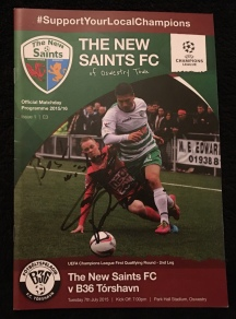 2. The New Saints FC v B36 Torshavn