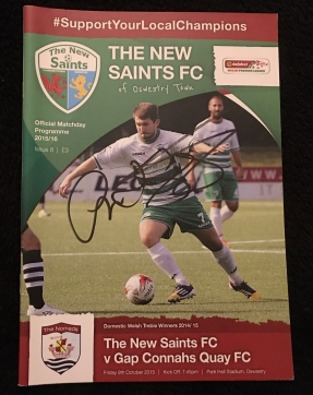 9. The New Saints FC v gap Connah's Quay