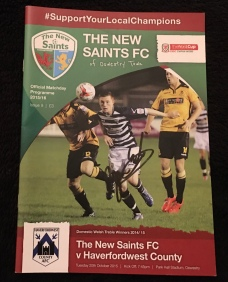 10. The New Saints FC v Haverfordwest County