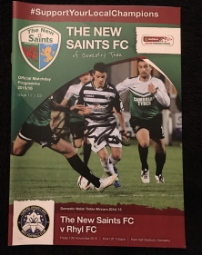 12. The New Saints FC v Rhyl