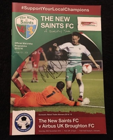 14. The New Saints FC v Airbus UK Broughton