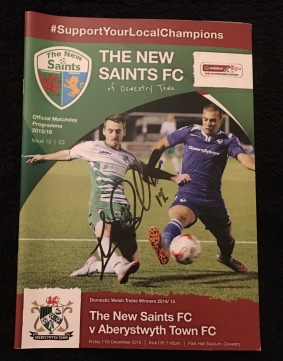 16. The New Saints FC v Aberystwyth Town
