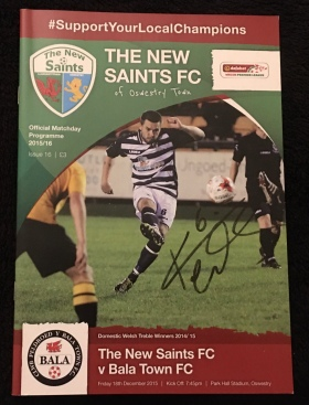 17. The New Saints FC v Bala Town