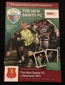 18. The New Saints FC v Newtown AFC