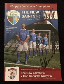 20. The New Saints FC v gap Connah's Quay