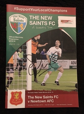 25. The New Saints FC v Newtown AFC