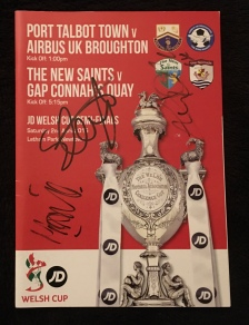 26. Ports Talbot Town v Airbus UK Broughton / The New Saints FC v gap Connah's Quay