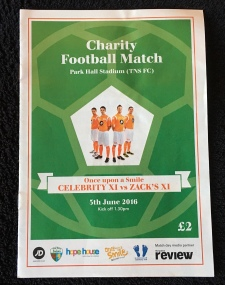 1. Charity game