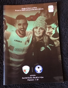 16. The New Saints FC v Airbus UK Broughton