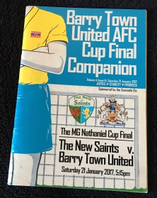 20. The New Saints FC v Barry Town United