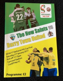 19. The New Saints FC v Barry Town United