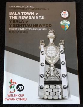 31. Bala Town v The New Saints FC