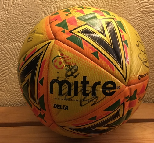 2. The hat-trick ball 2018/2019