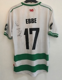 Dean Ebbe. Signed.