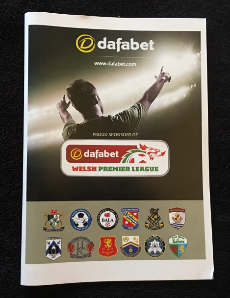 1. Welsh Premier League