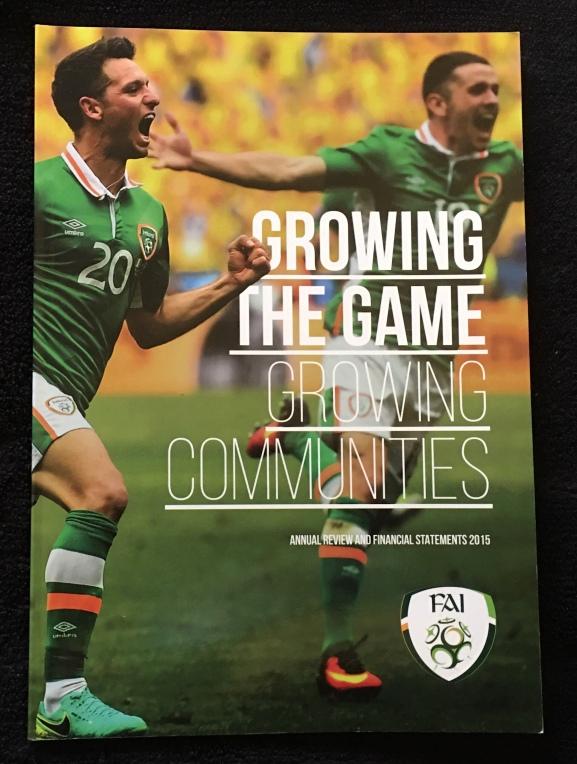 3. FA Ireland