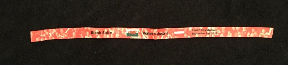 9. Wales v Austria