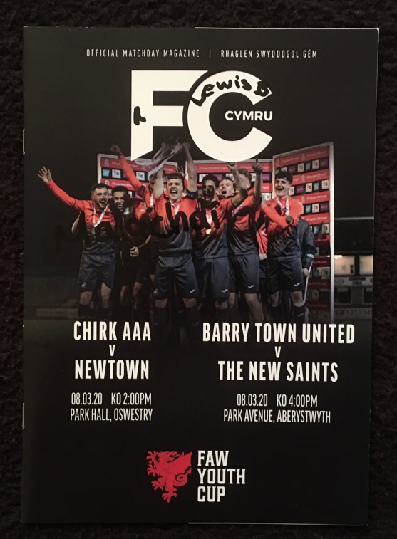 22. Barry Town United
