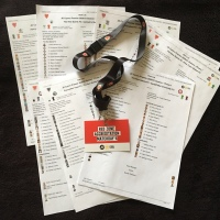 Bringing My Football Memorabilia Collection Up To Date With Team Sheets And A Pass