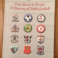 From Saints To Druids - A Groundhopping Book Joins My Football Memorabilia Collection